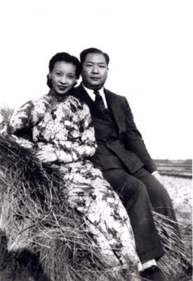 Mr Yu Chun-keung & Mrs Yu Tam Shuk Yin