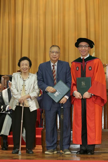 Lo Shiu Kwan Kan Po Ling Professorship in Pharmacy 羅肇群簡寶玲基金教授席 (藥劑學)