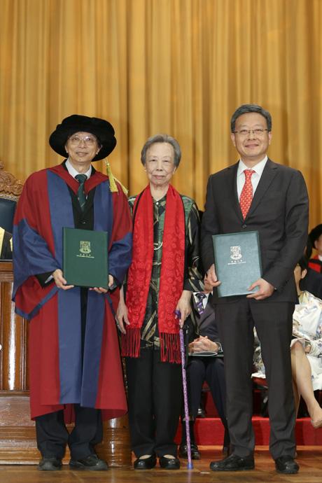 Chan To-Haan Professorship in Urban Planning and Design 陳道涵基金教授席 (城市規劃及設計)