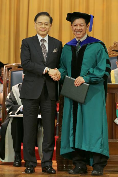 Henry G Leong Professorship in Social Work and Social Administration 梁顯利基金教授席 (社會工作及社會行政學)